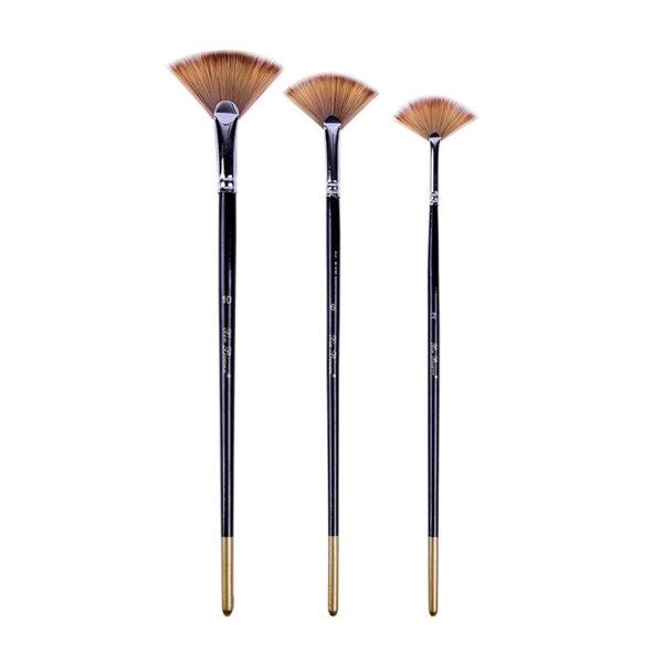 Fan Brush Set 3