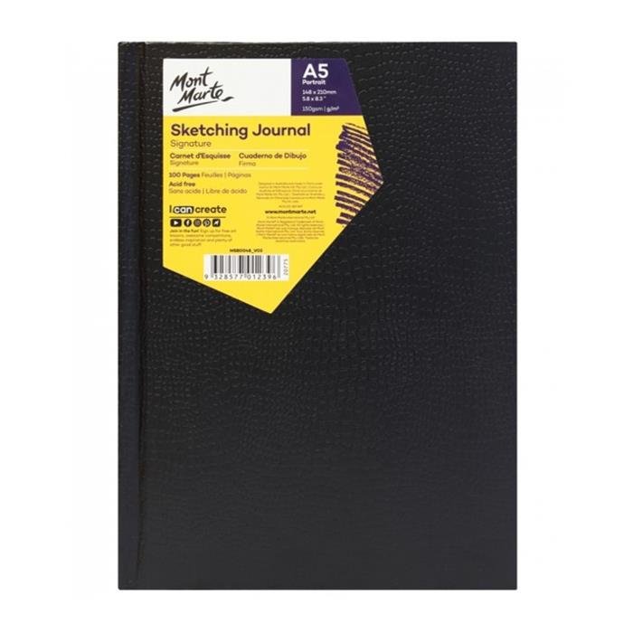 A5 Sketching Journal 150gsm