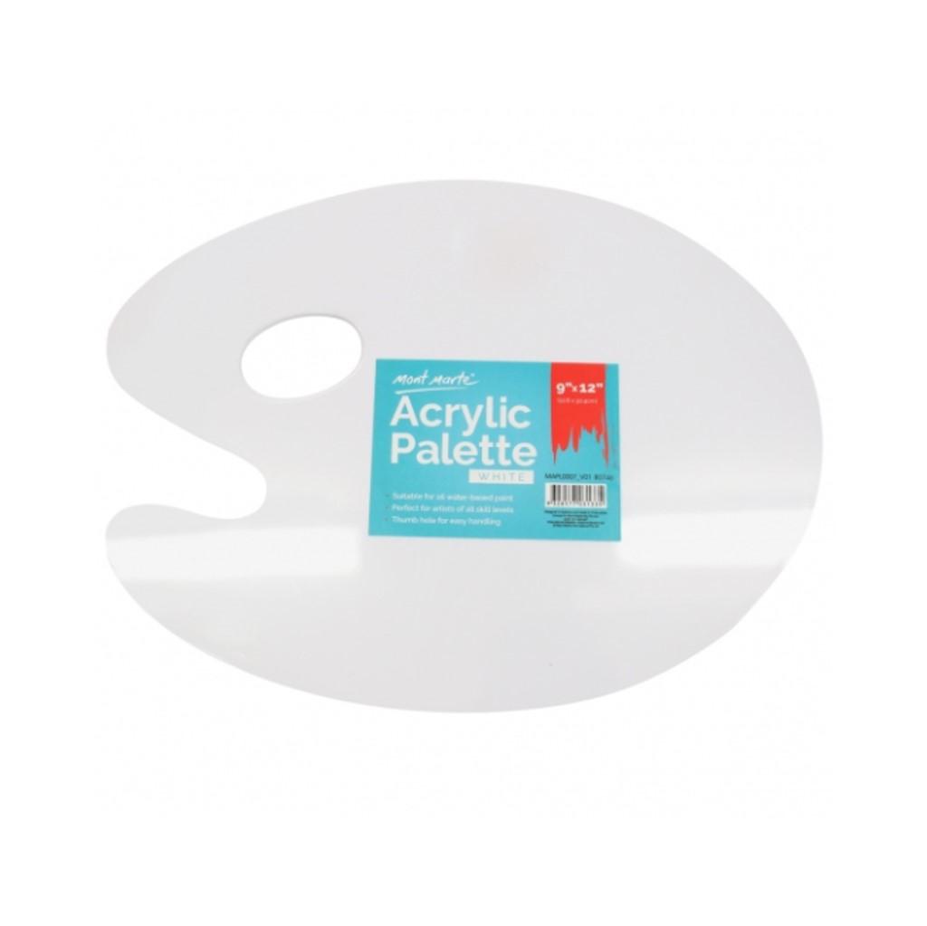 Acrylic Palette 23cm x 30cm