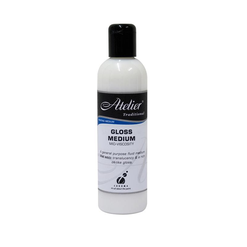 Atelier Gloss Medium 250ml