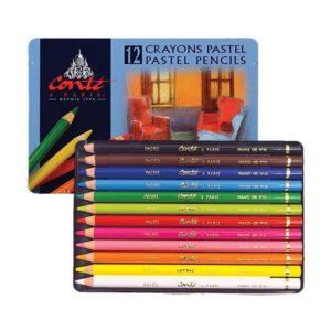 Conte Pastel Pencils set of 12
