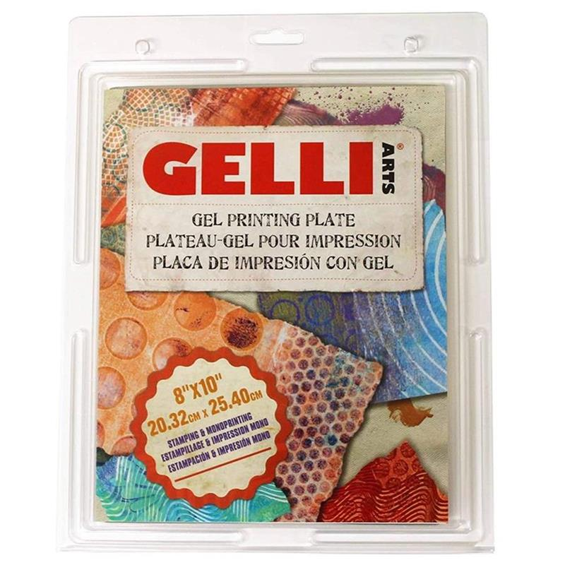 Gelli Arts Gel Printing Plate