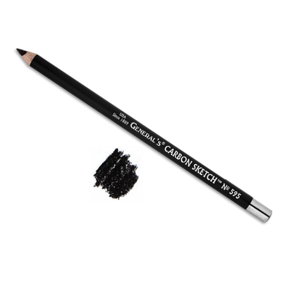 General's Carbon Sketch Pencil No. 595