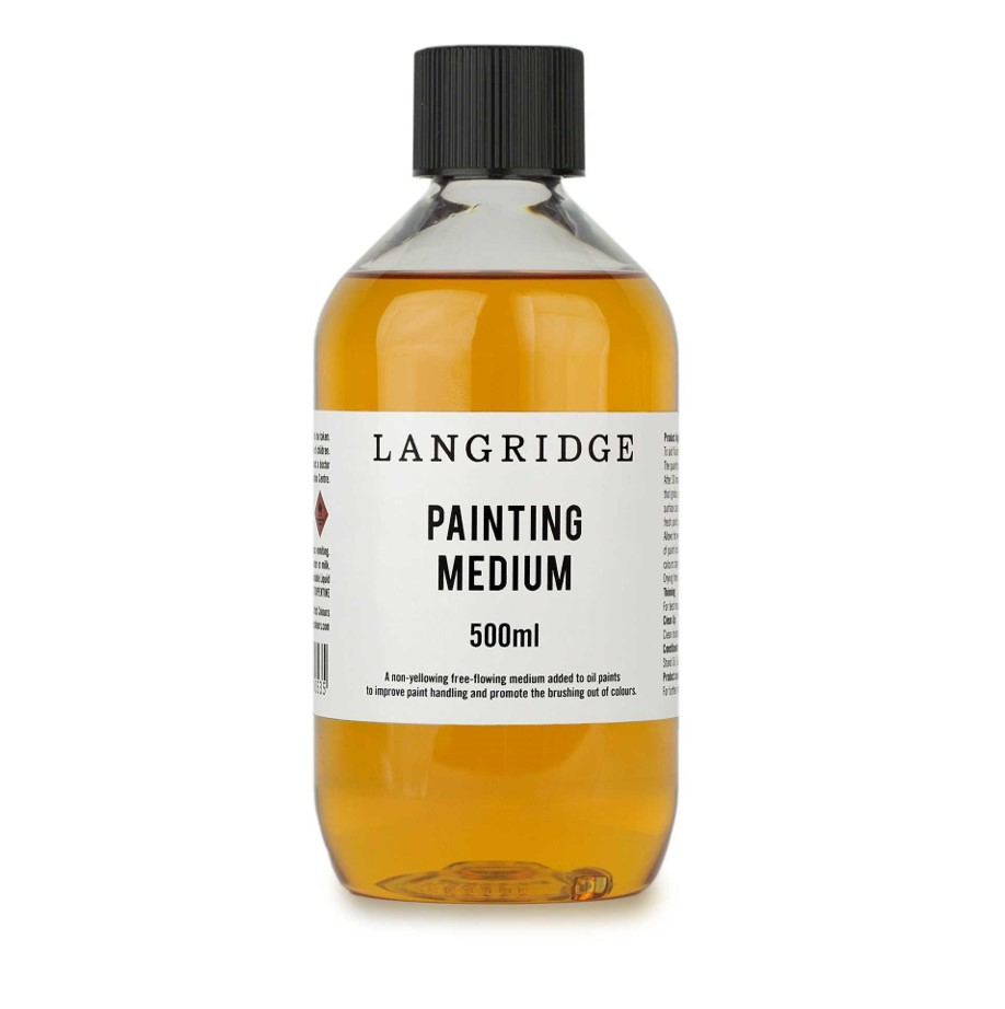 Langridge Painting Medium