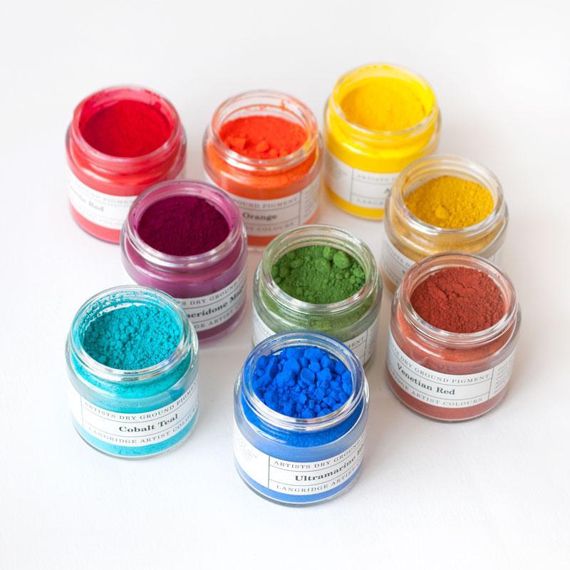 Langridge Dry Pigments 120ml