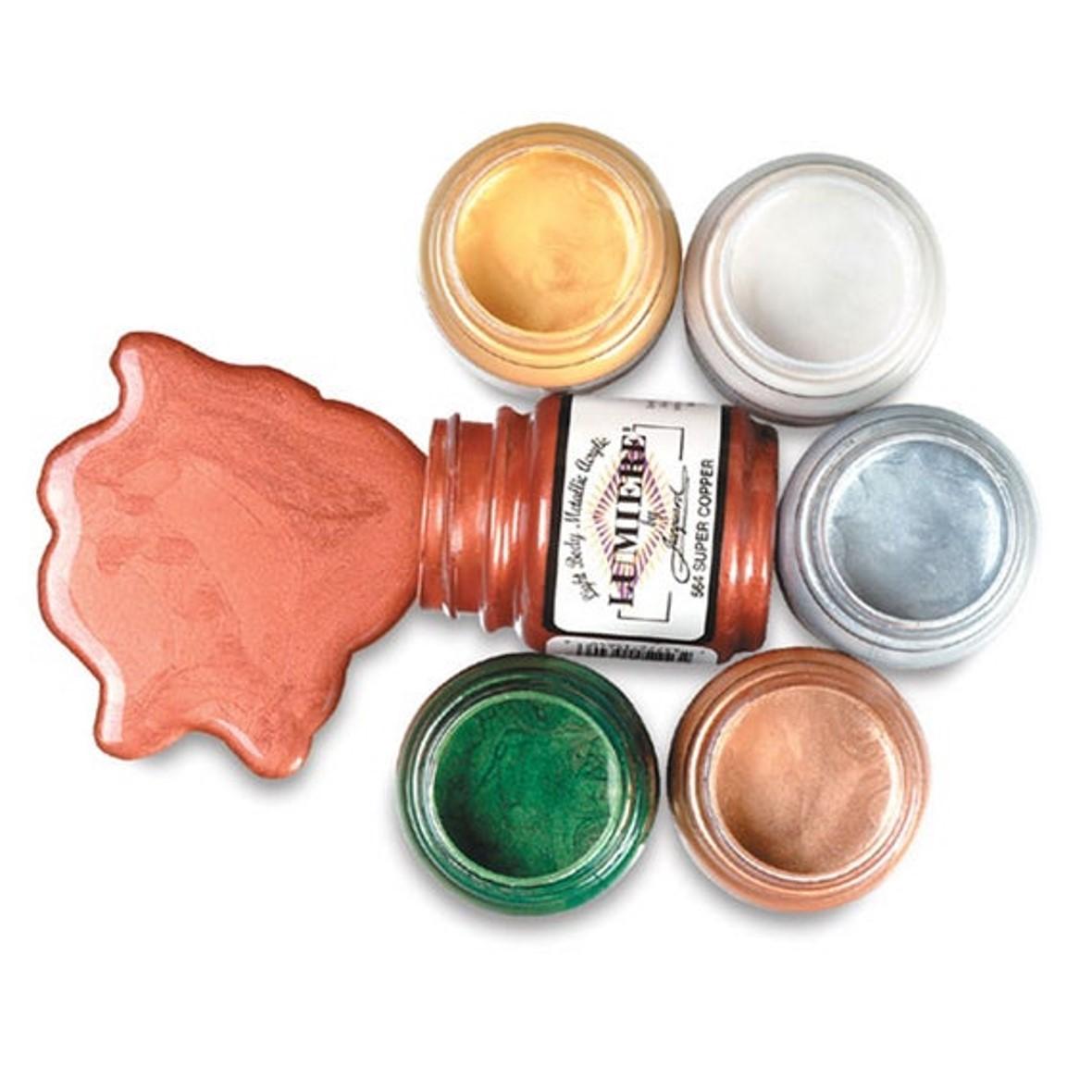 Lumiere Metallic Acrylic