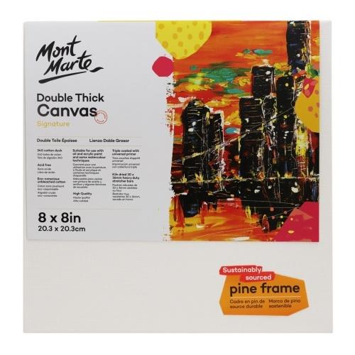 """Signature Canvas 20.3cm x 20.3cm / 18"""" Square"""