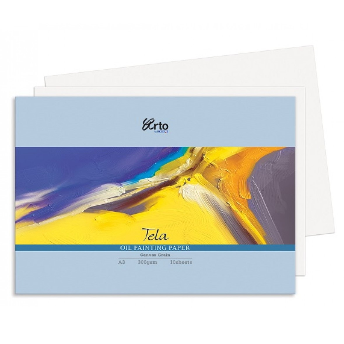 Oil Paper A3 300gsm 10 Sheets