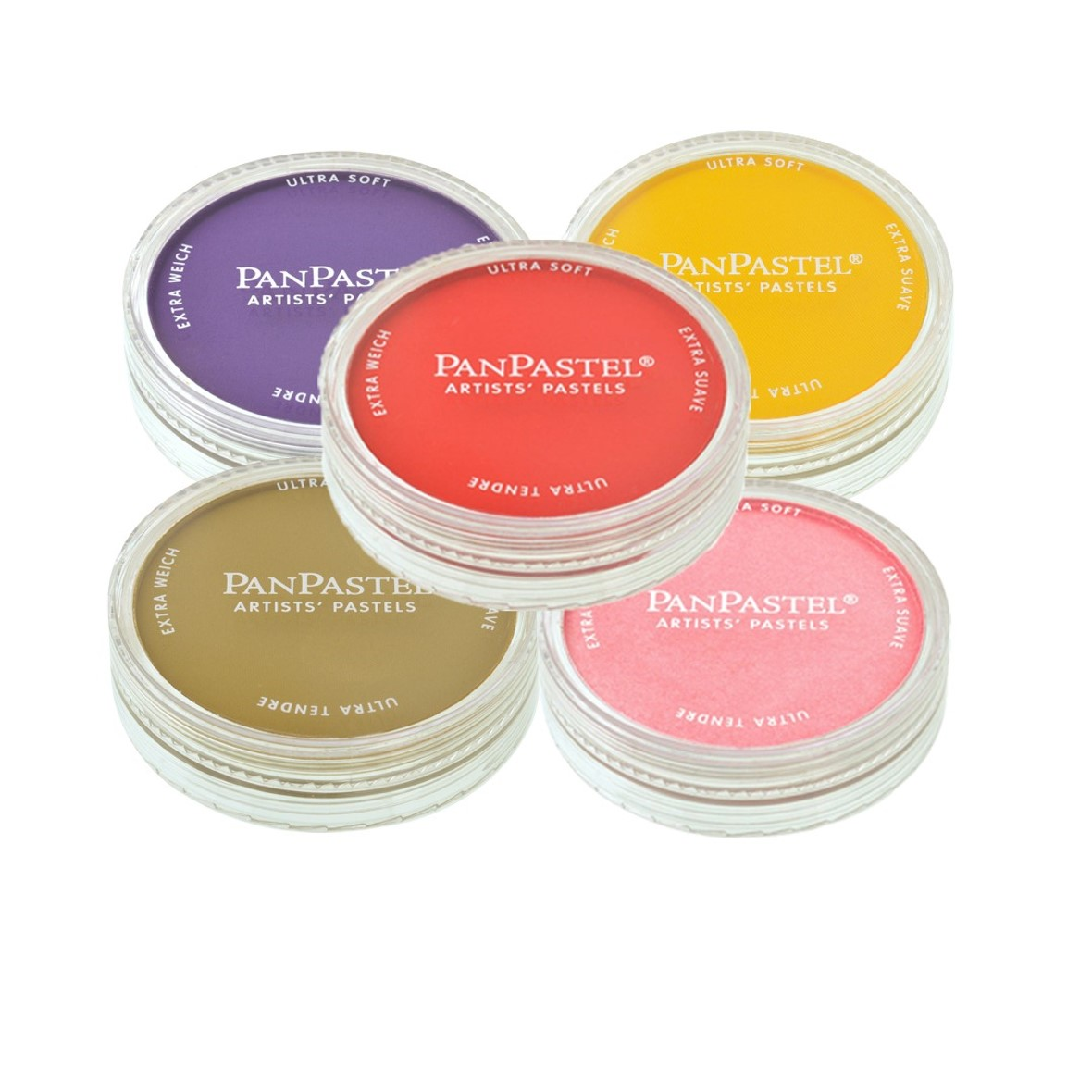 Panpastel Colors