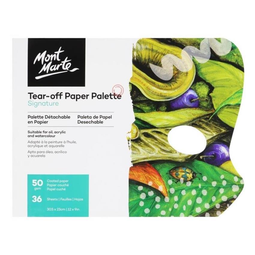 Paper Palette Pad 36 sheets 50gsm
