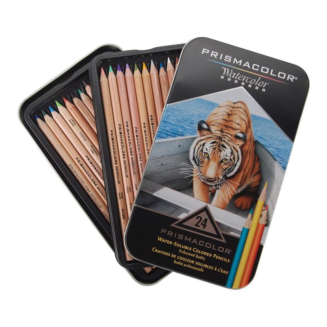 Prismacolor Watercolour Pencils Set of 24
