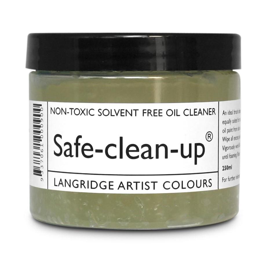 Langridge Safe Clean Up