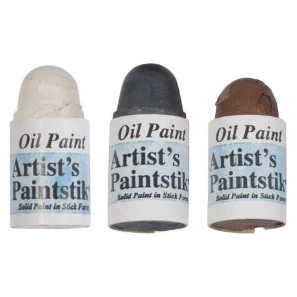 Mini Shiva Paintsticks Winter Colours set of 3