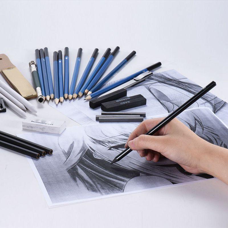 Zippered Sketching Set