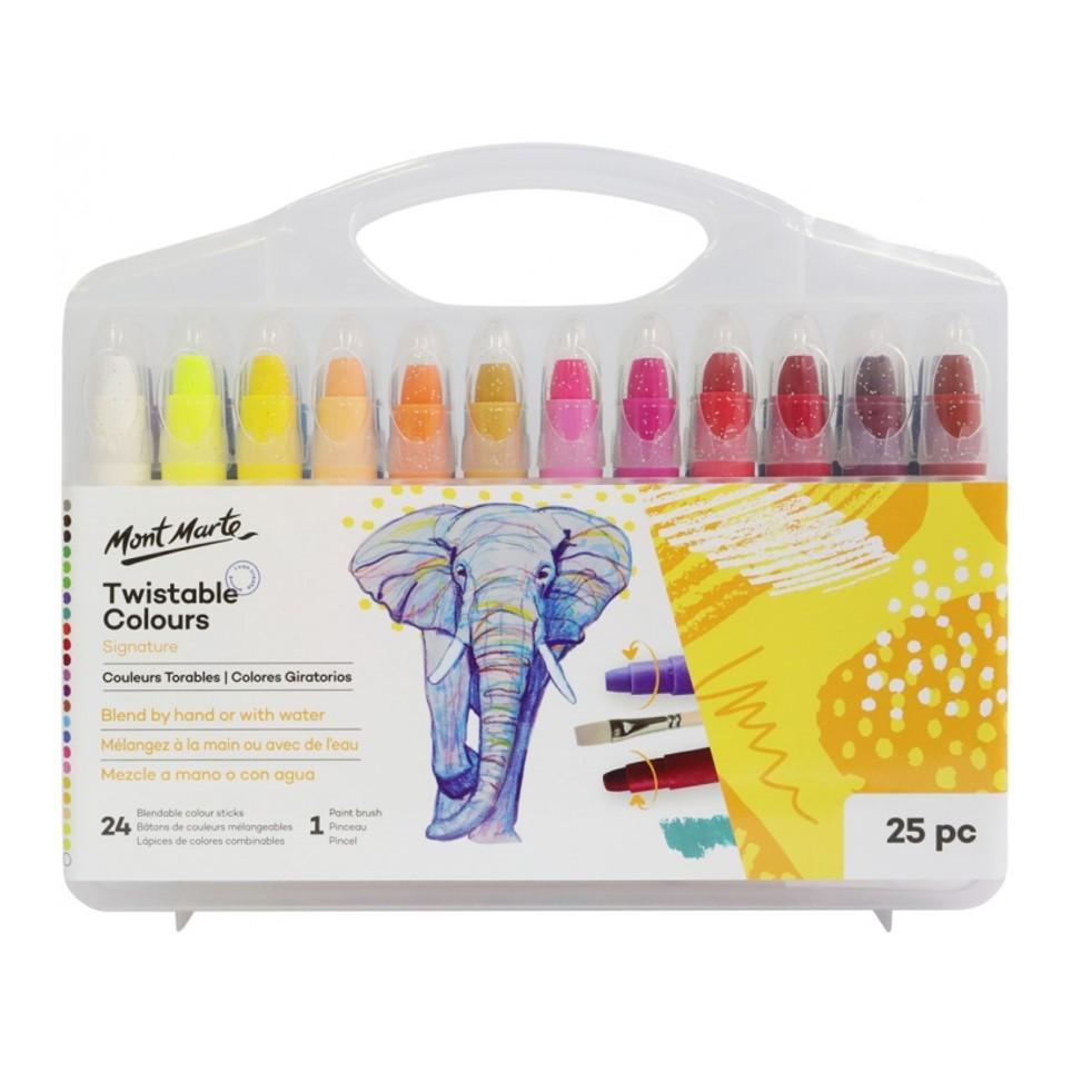 Studio Twistable Colours 24pce set