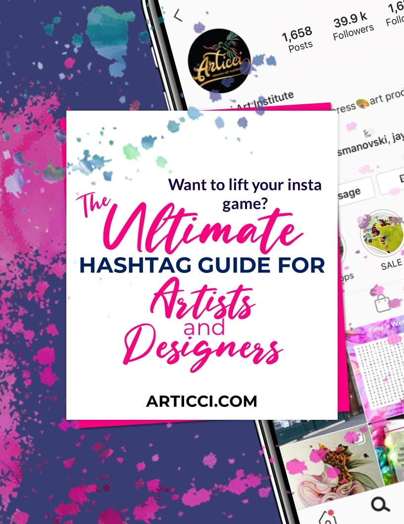 Ultimate Hashtag Guide for Artists