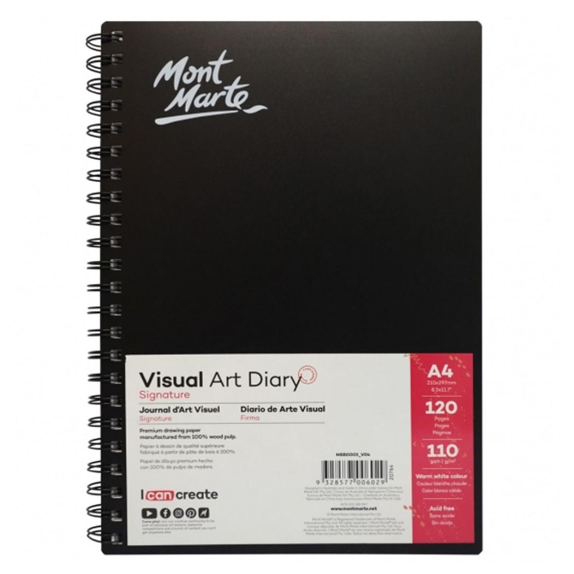 A4 Visual Diary
