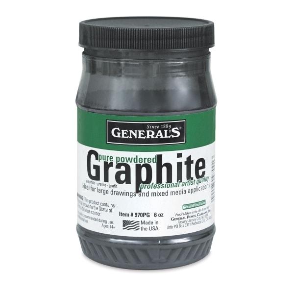 Pure Graphite Powder 170g