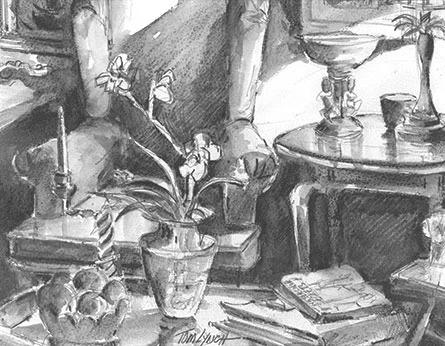 General's Sketch & Wash Pencil No. 588