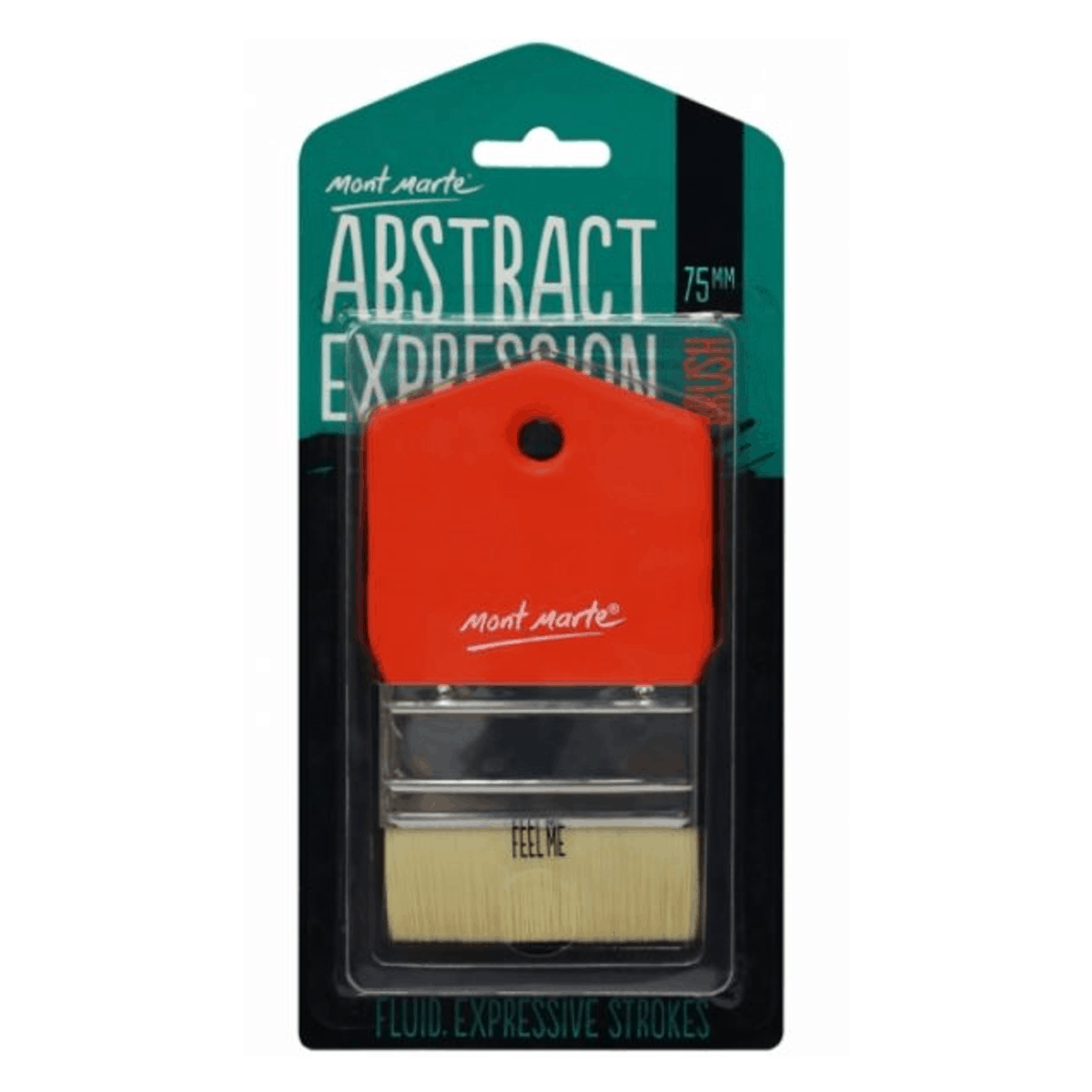 Abstract Expression Brush 75mm