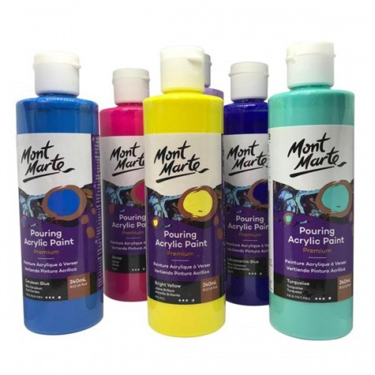 Pouring Acrylic Paint 240ml