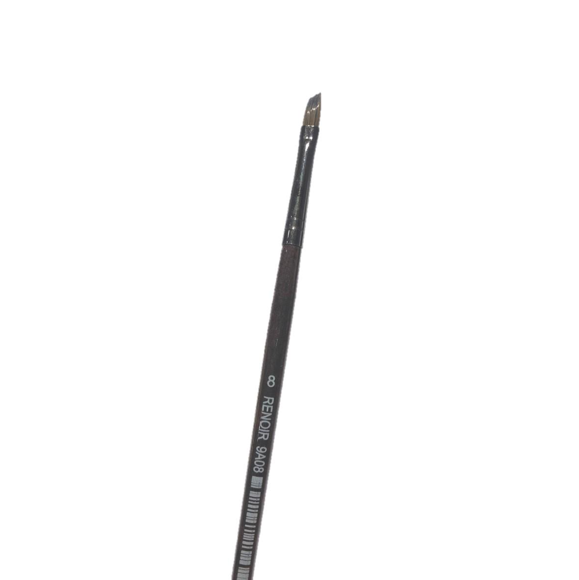 Watercolour Angle Brush Size 8