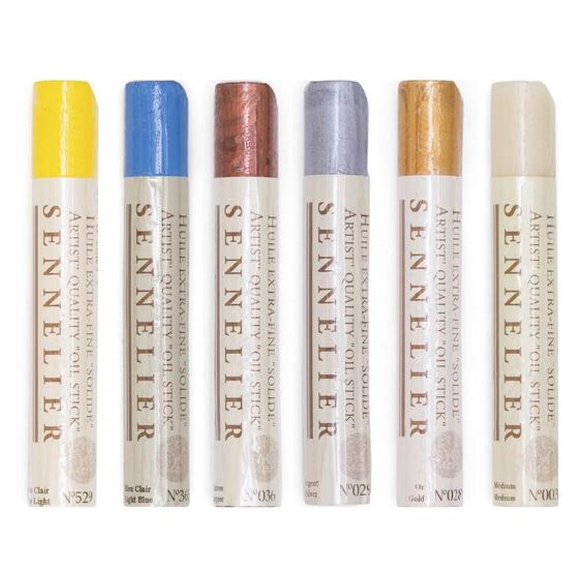 Sennelier Oil Paint Sticks