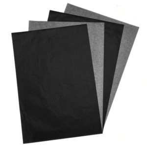 A4 Graphite Paper Sheets