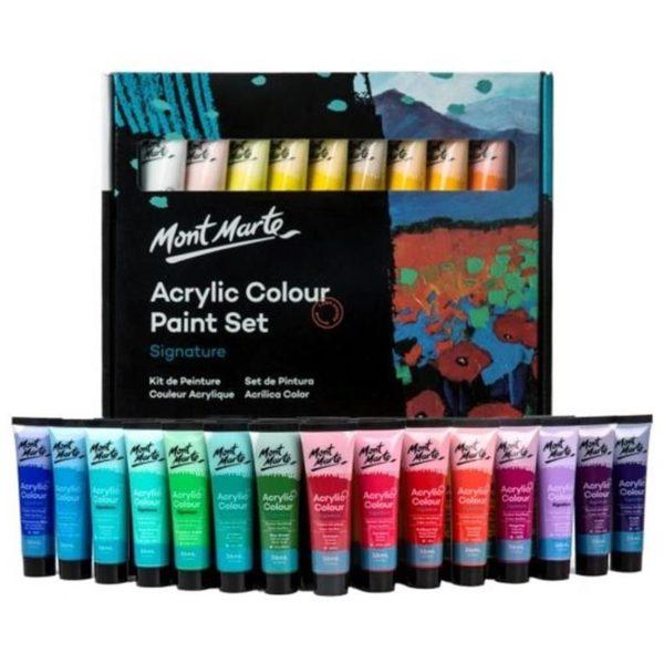 Acrylic Paint Set 36pc