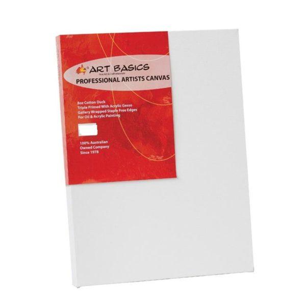 "Art Basics Professional Artists Canvas 101.6cm x 101.6cm / 40"" x 40"""