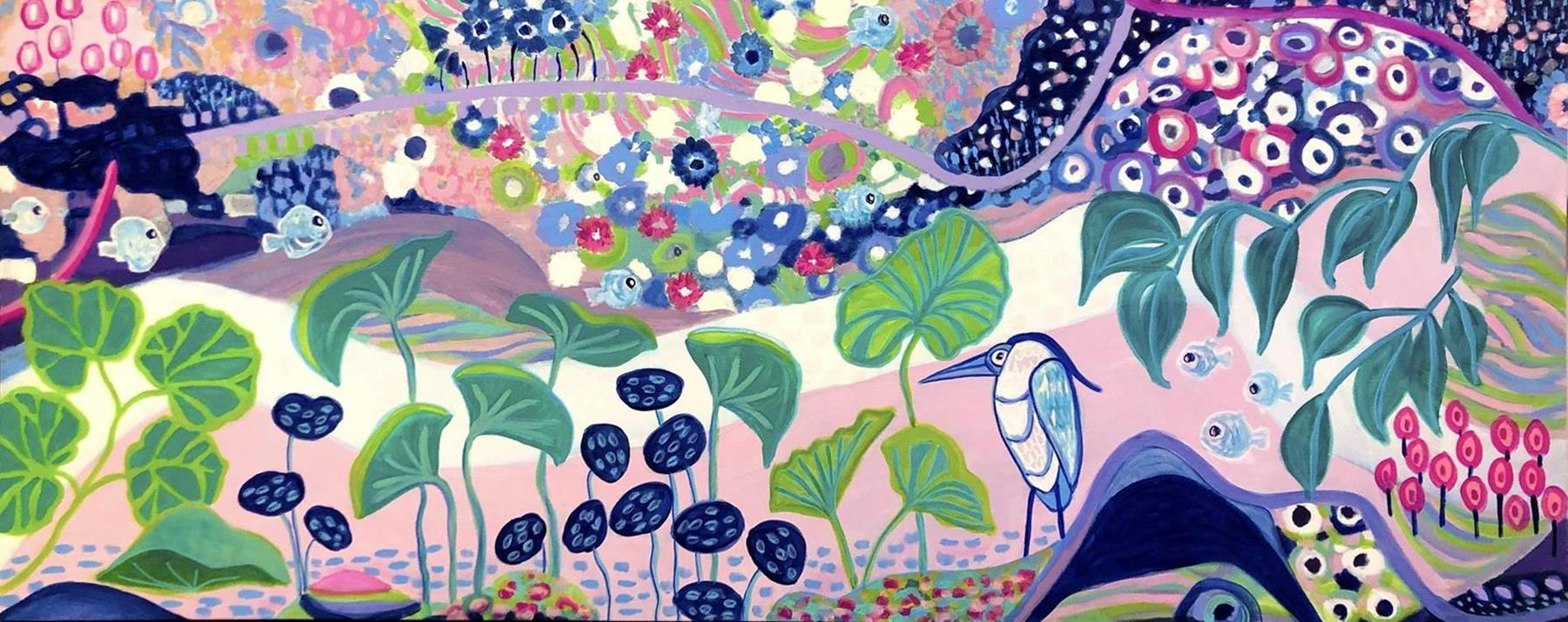 Abstract Wonderland