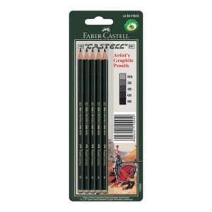 Castell Artist's Graphite Pencils