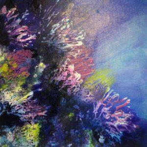 Coral Reef Painting