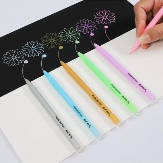 Pastel Gel Pens