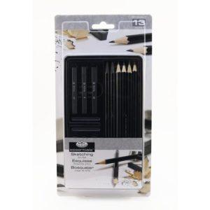 Essentials Sketching Art Set 13pcs