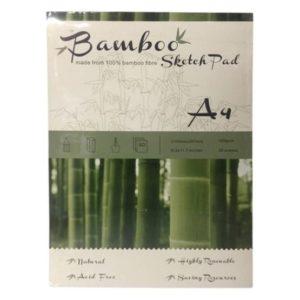 A4 Bamboo Sketch Pad