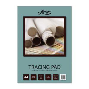 Arttec Tracing Pad 90gsm 50sheets