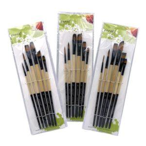 Corot 6pc Brush Sets