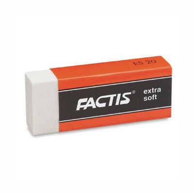 Factis Extra Soft Eraser ES20
