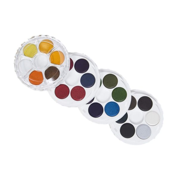 Micador Watercolour Disc Set