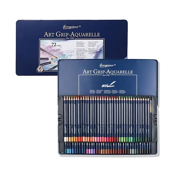 72 Watercolour Pencils