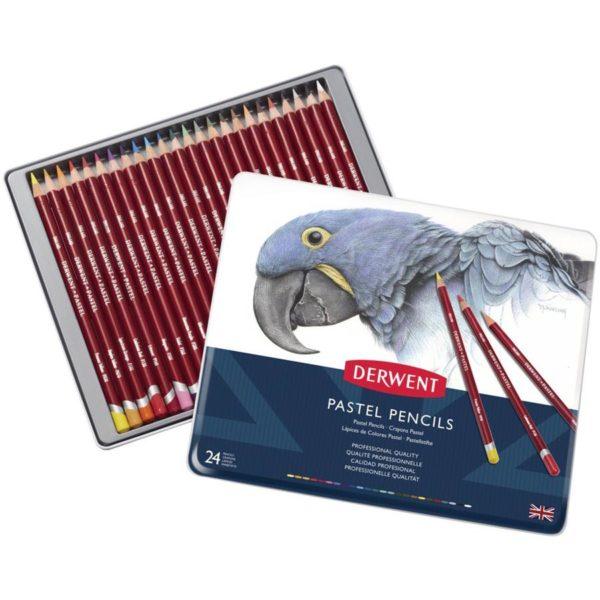 Derwent Pastel Pencils Set 24