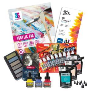 Abstract Art Kit