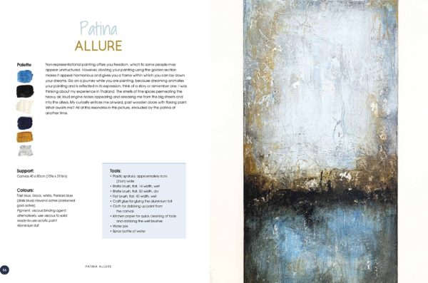 Abstract Painting p56-57
