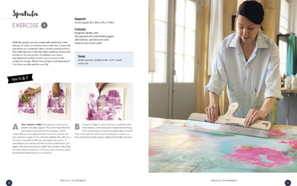 Abstract Painting pg30-31