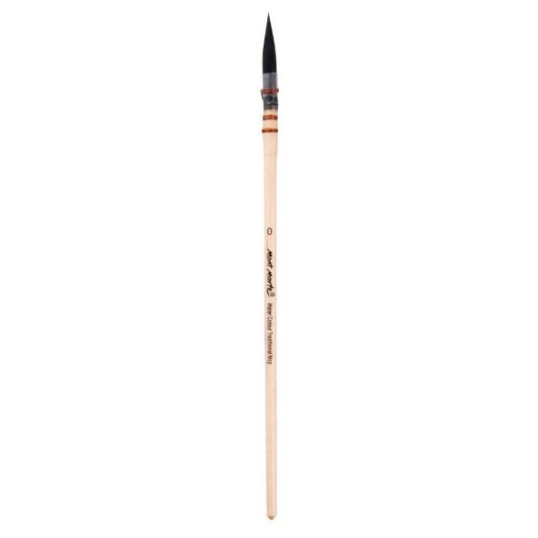 Traditional Watercolour Mop Brush 0